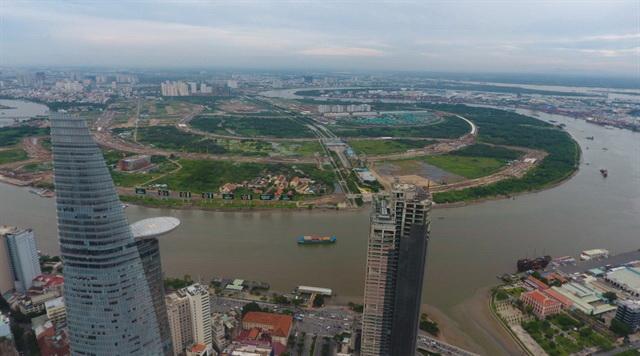 HCM City to auction 9 land plots in Thủ Thiêm