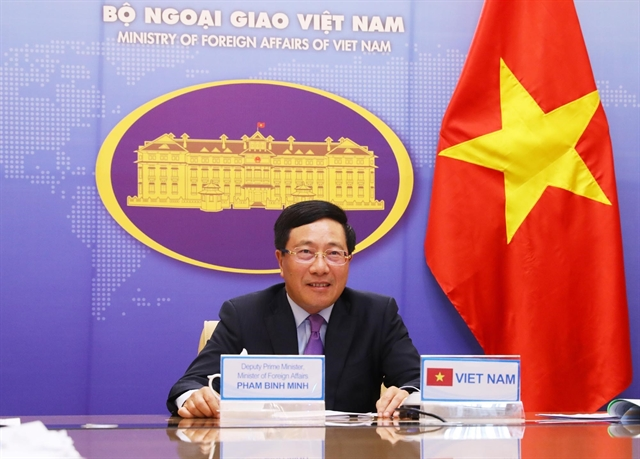 Việt Nam calls for global cooperation in COVID-19 control at G20 meeting