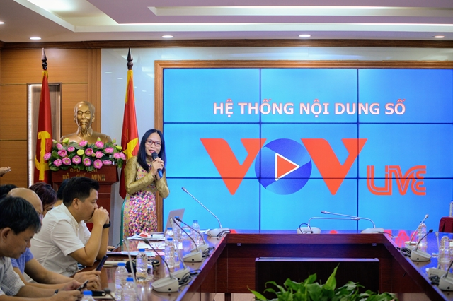 Voice of Vietnam targets internet users with new digital platform