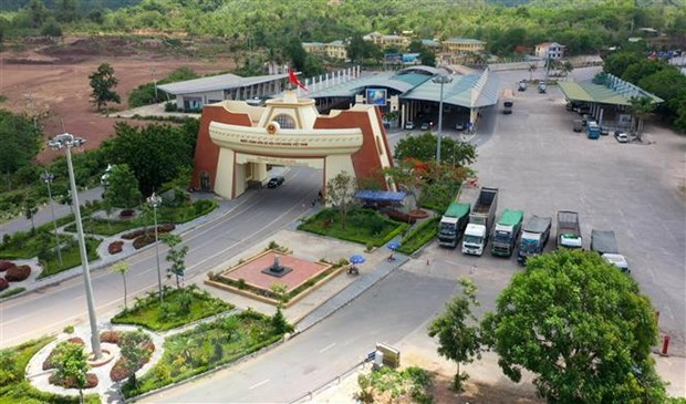 Trade office works to boost commercial ties with Laos amid COVID-19