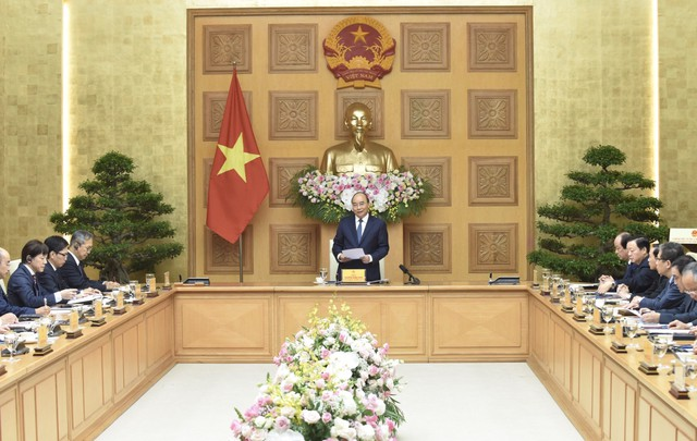 Prime Minister welcomes Japanese firms investment in Việt Nam