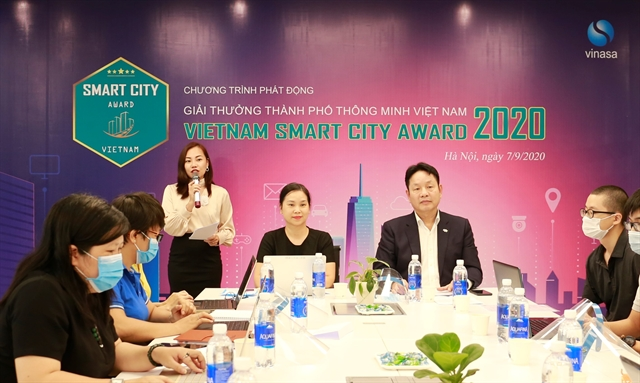 Việt Nam Smart City Award 2020 launched