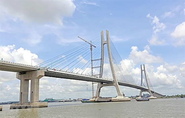 South-east Mekong Delta regions to prioritise transport infrastructure