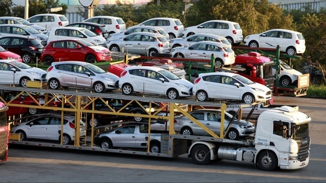 Việt Nam imported 53000 CBU cars in 8 months