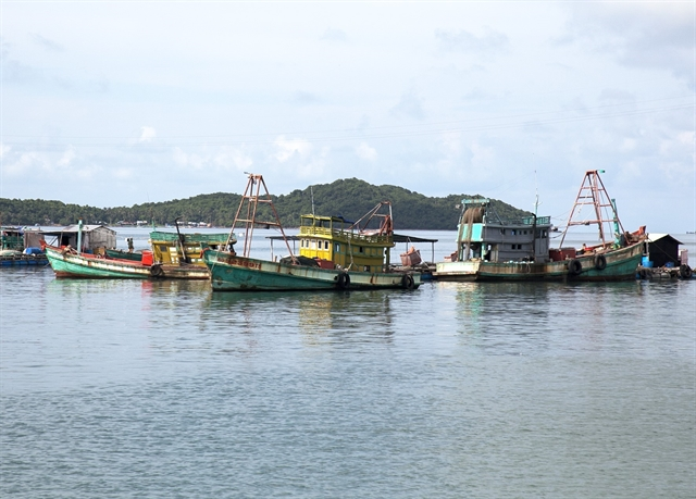 Kiên Giang invests in fishing infrastructure