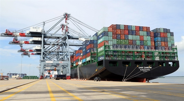 Việt Nam to develop international standard ports