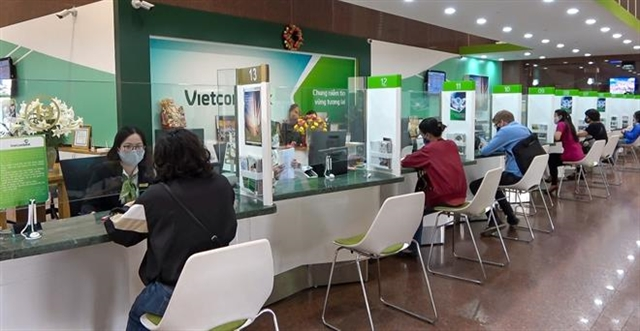 Vietcombank looks to raise pre-tax profit by 12 per cent in 2021