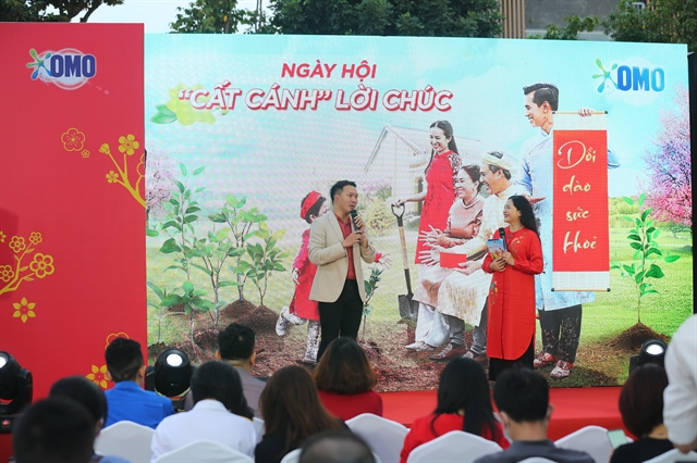 OMO calls on community to turn Tết wishes into good deeds