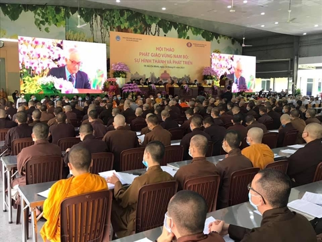 Buddhism contributes to Việt Nams socio-economic development