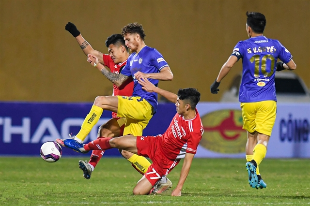 Hà Nội FC set sights on silverware in 2021