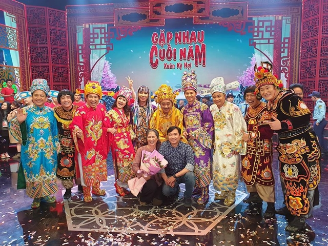 Popular Tet TV show to make a comeback