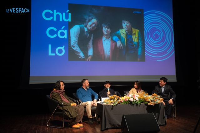 Music project LiveSpace helps Vietnamese underground artists show off talent