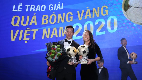 Quyết wins Golden Ball 2020