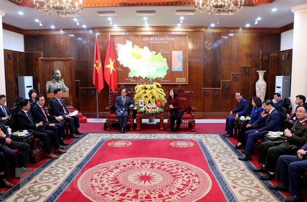 Bắc Ninh rolls out red carpet for South Korean firms