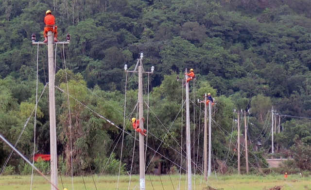 Ministry aims to secure stable electricity supply for 870000 households in rural mountainous island areas