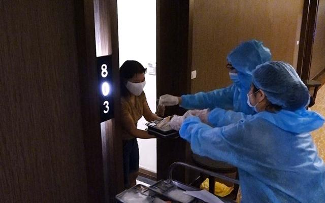 HCM City hassix more quarantine hotels