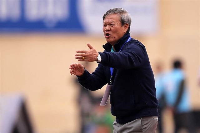 Coach Hải a lifetime dedicated to football