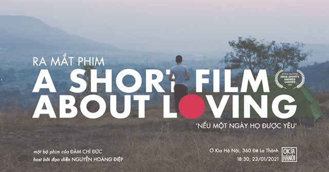 Short film about love to premiere in Ha Noi