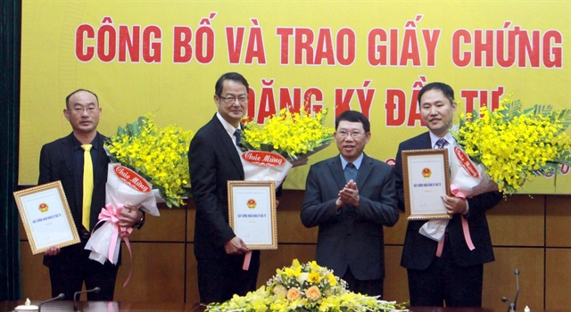 Foxconn invests in 270 million laptop plant in Bắc Giang