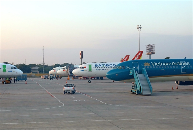 Vietnamese airlines brace for travel upsurge during Tết