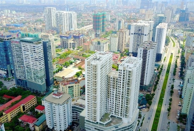 New supply of condominiums down sharply in Hà Nội: CBRE Vietnam
