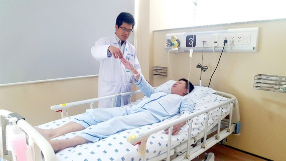 Lack of post-stroke rehabilitationfacilities affects patient recovery