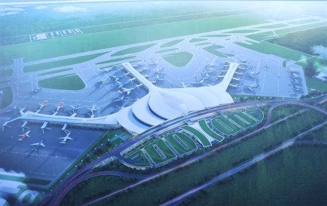 Routes leading to Long Thanh airport to be built