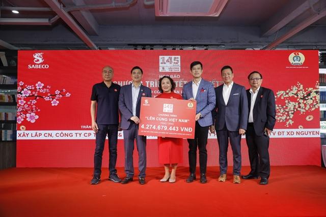 Sabeco launches Tết CSR programmes