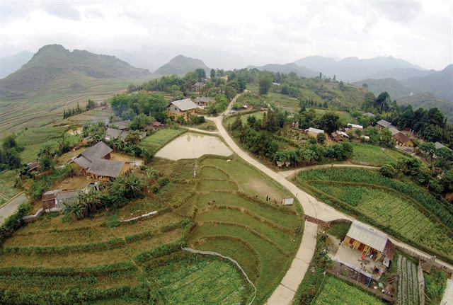 Nặm Đăm a highlight of Hà Giang tourism
