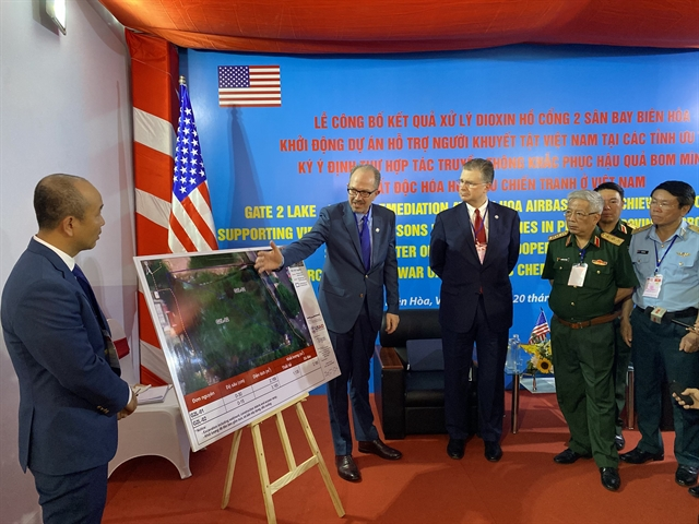 Việt Nam the US celebrate progress on partnership addressing war legacies