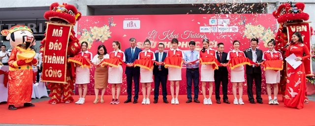 HBA E-wallet SmartPay and Era Group offer new welfare supermarkets for workers
