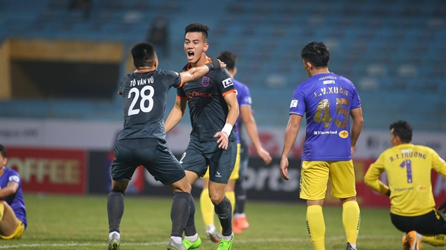 Hà Nội FCs wretched start to season continues