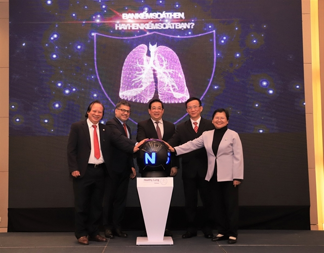 Communication campaign launched to improve awareness of asthma management in VN