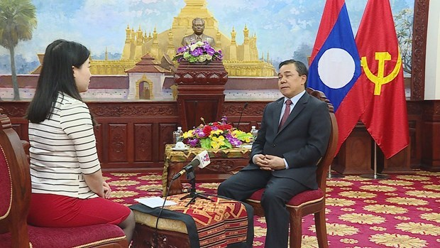 Lao ambassador hails leadership role of Communist Party of Việt Nam
