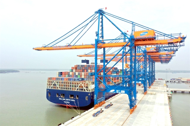 Shipping industry needs State supportto develop: ministry