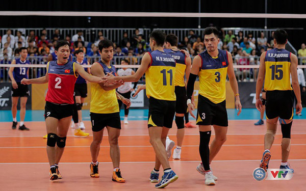 With new Chinese coach in place, national volleyball team aims high
