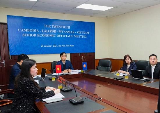 Việt Nam makes proposals for building 2021-2022 CLMV Action Plan