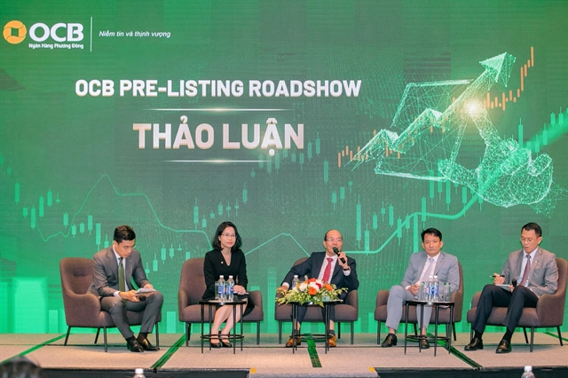 OCB eyes spot among 5 best private bank in Việt Nam