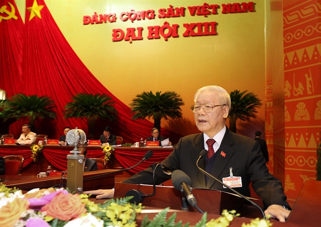 Việt Nam aims to become a socialist-oriented developed nation by mid-21st century