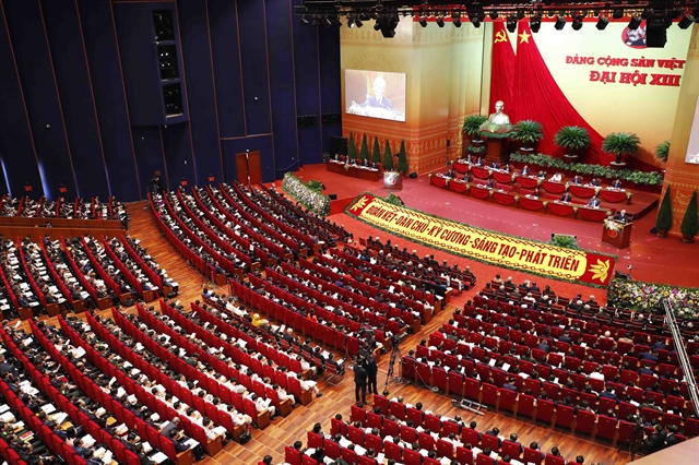 13th National Party Congress opens in Hà Nội