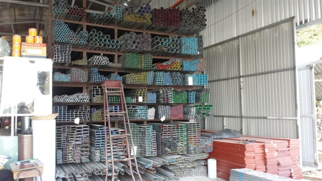 HCM City construction materials market expected to benefit from huge demand