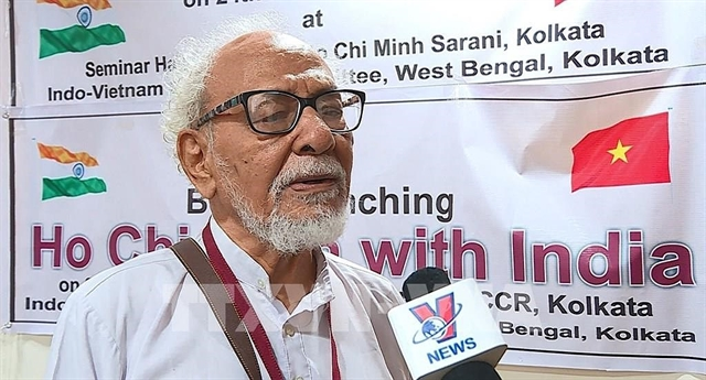 Indian scholar believes in Việt Nam overcoming post-COVID-19 challenges