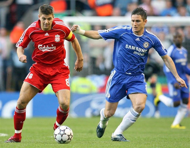 Lets be Frank was Gerrard the better player?