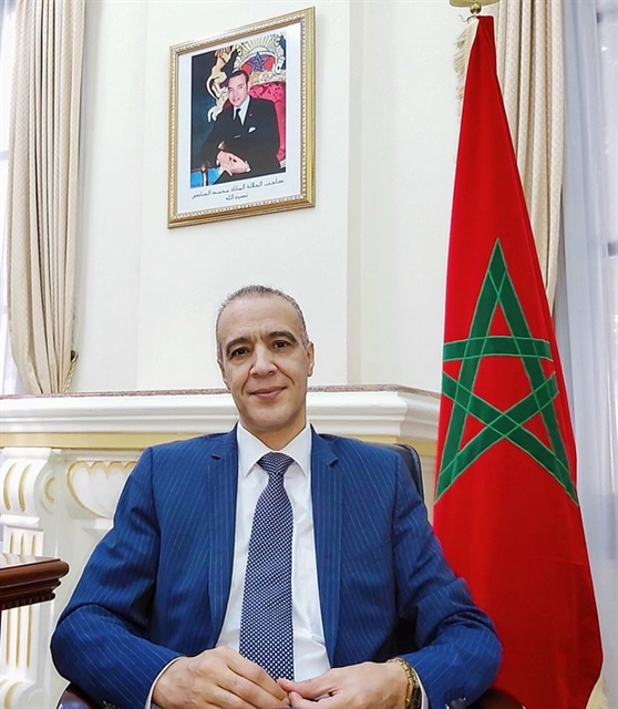 Party Congress to greatly influence Việt Nams development: Moroccan Ambassador