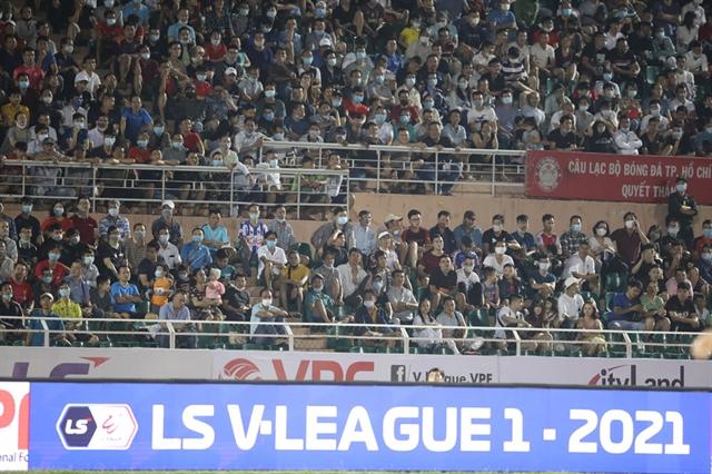V.League 1 postponed again due to COVID-19
