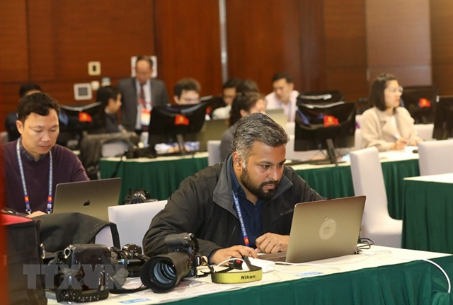 Best conditions possible provided to foreign media during Congress: Spokesperson