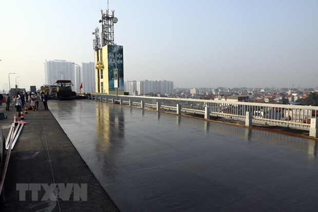 Thăng Long bridge to reopen on January 8