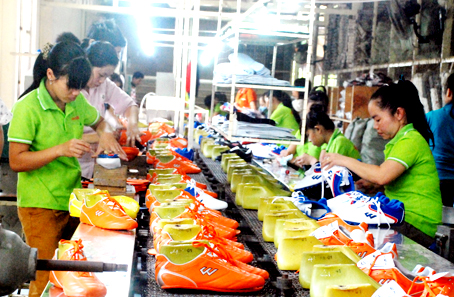 Đồng Nai export surplus rises sharply