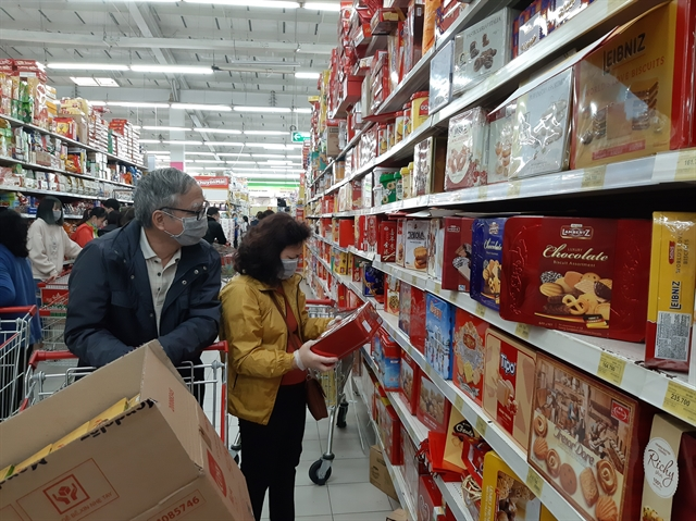 Consumer price index rises 0.06 percent in January