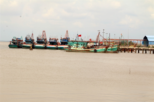 Bến Tre eyes sustainable development of offshore fishing